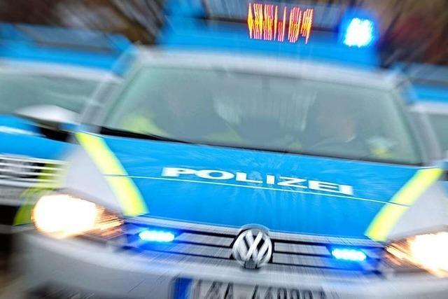 Fahrerflucht auf der A5 bei Riegel