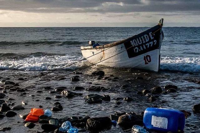 Vor den Kanaren spielt sich eine fast unsichtbare Flüchtlingskrise ab