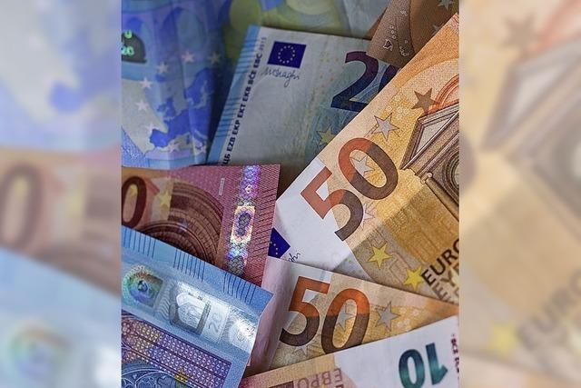 Die Finanzlage fordert Priorisierungen