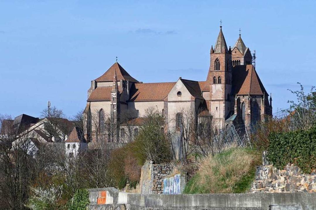 Um allen  Katholiken in Breisach  Gele...Feiern im Freien in Erwägung  gezogen.    Foto: Gerold Zink