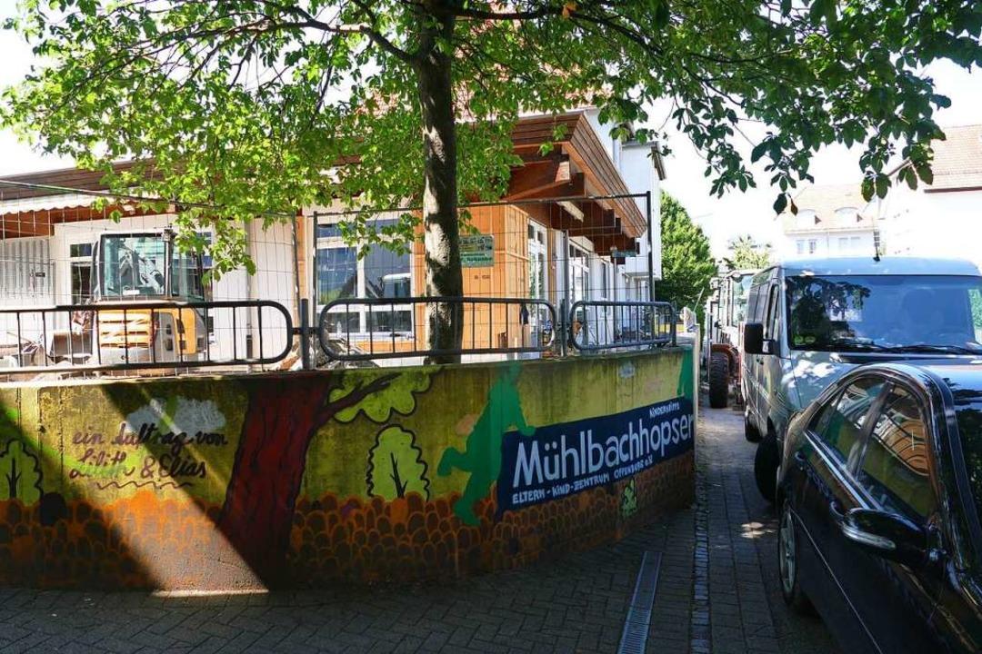 Die Kinderkrippe Mühlbachhopser  | Foto: Ralf Burgmaier