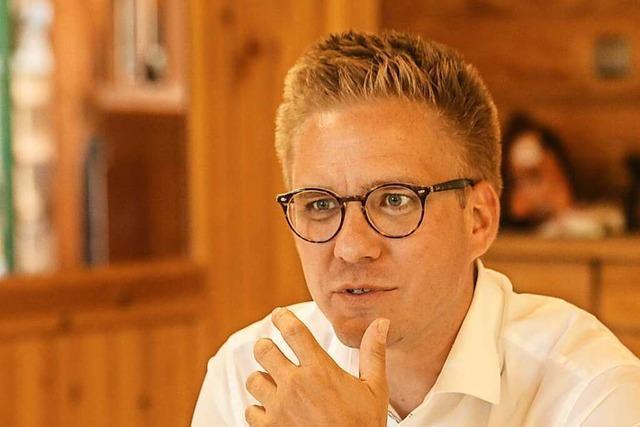 Rusts Bürgermeister Klare: