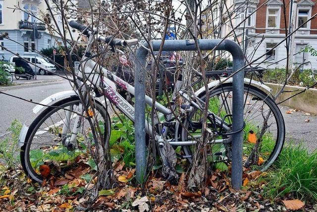 Schrottfahrräder vor der Haustür entfernen zu lassen ist gar nicht so einfach