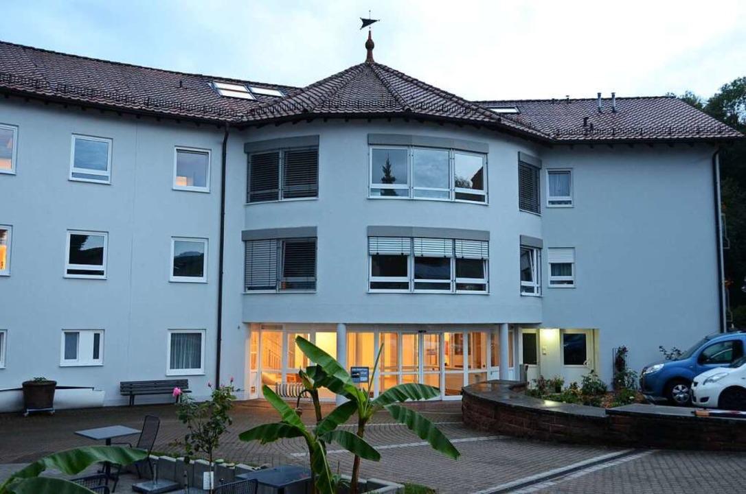 Das Luise-Klaiber-Haus in Kandern  | Foto: Moritz Lehmann