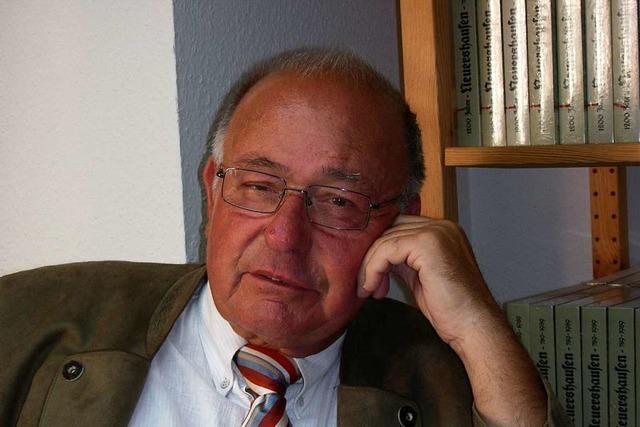 Mit Hans-Rainer Kikisch verliert March ein Energiebündel