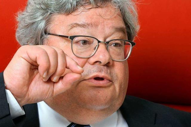 Ex-Grünenchef Bütikofer: