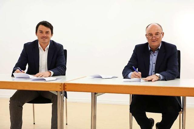 Neuer Hochbehälter für Kippenheim und Mahlberg wird gebaut