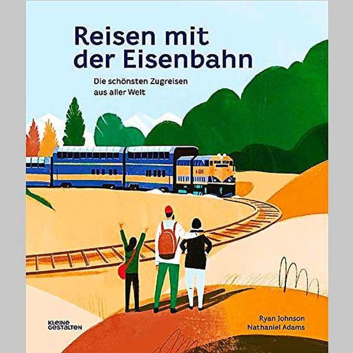 <BZ-Keyword>Nathaniel Adams, Ryan John.../BZ-Keyword> Reisen mit der Eisenbahn.  | Foto: -