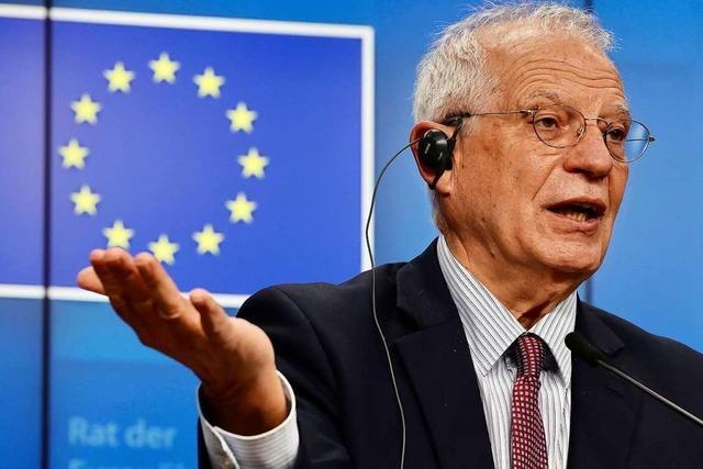 Journalist entert geheimes Video-Treffen der EU-Verteidigungsminister