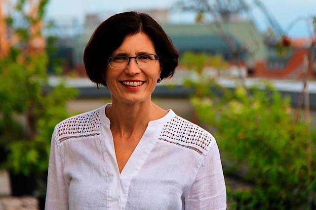 Christine Buchheit tritt als Nachfolgerin von Gerda Stuchlik in Freiburg an