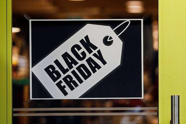 Worauf man bei Black-Friday-Angeboten achten sollte