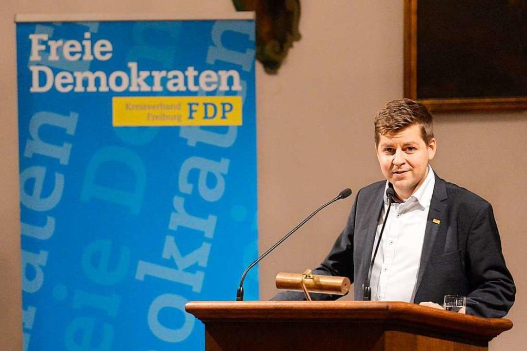 Hartmut Hanke ist in seinem Amt als FD...tzender bestätigt worden (Archivbild).  | Foto: Ingo Schneider