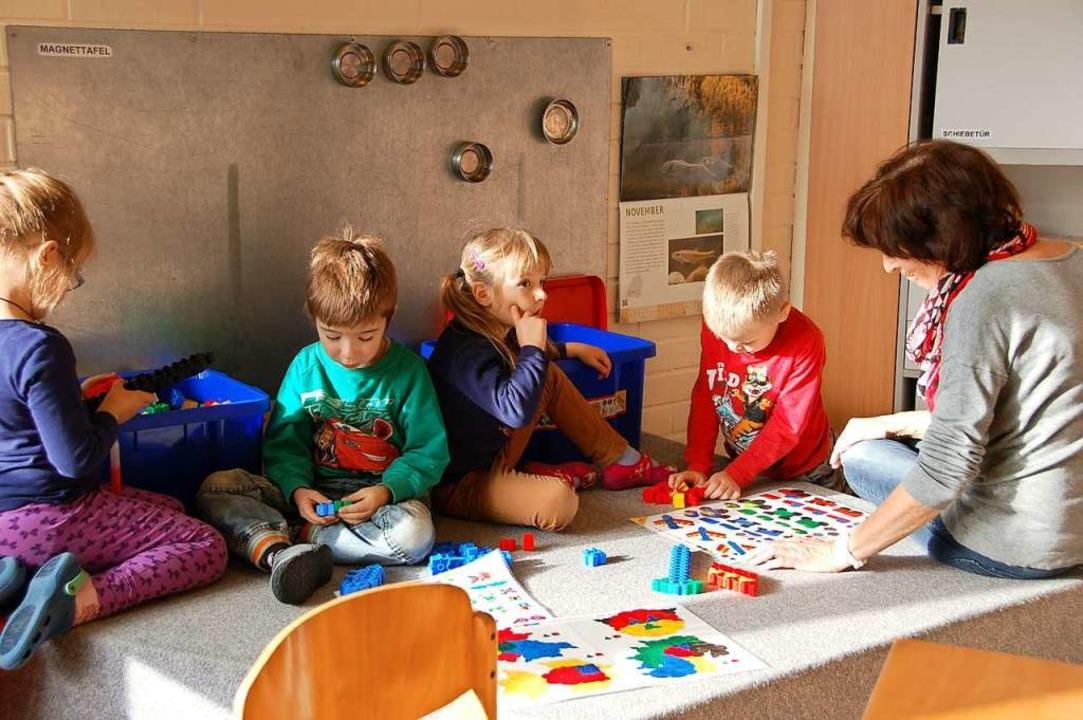 In Corona-Zeiten besonders wichtig: Eine funktionierende Kinderbetreuung  | Foto: hrö