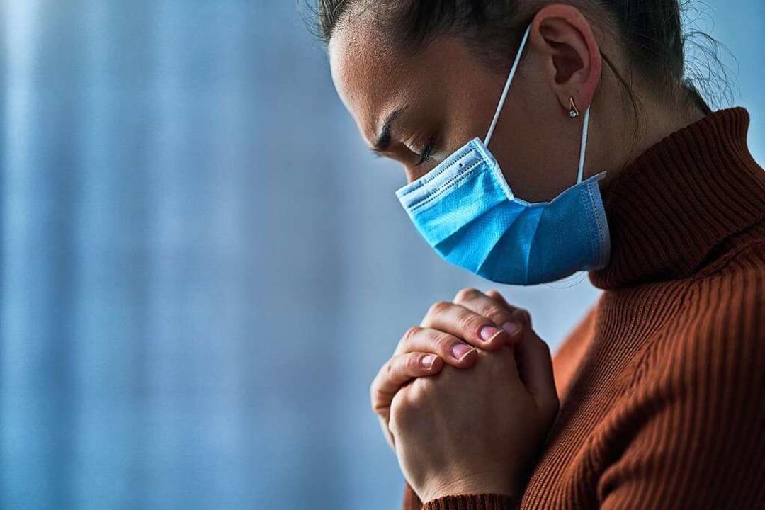 Gottesdienste  und Gebete sind für vie...r Bedeutung, auch in der Corona-Krise.  | Foto: Khaletski Siarhei\goffkein.pro