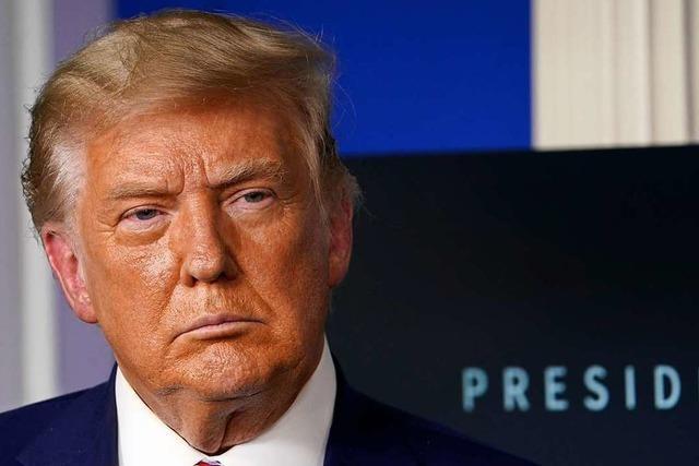 Neue juristische Niederlage für Trump im Kampf gegen Wahlergebnisse