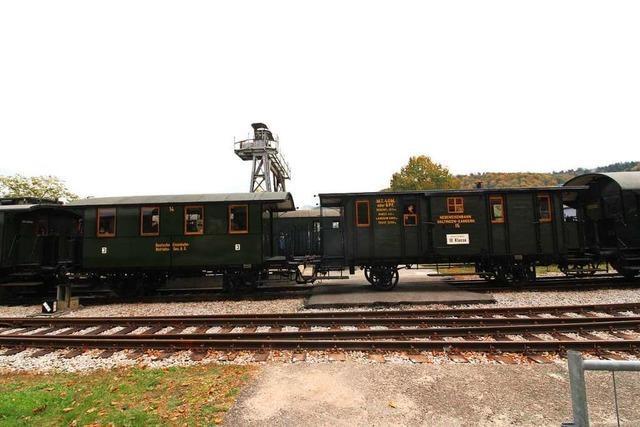 Die Kandertalbahn ist ein rollendes Museum, das viel Arbeit macht