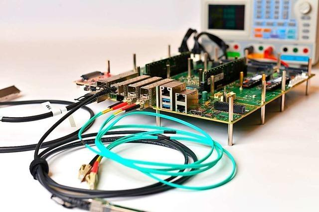 Die Opfinger Firma PLC2 ist in einer Nische der Informationstechnik aktiv