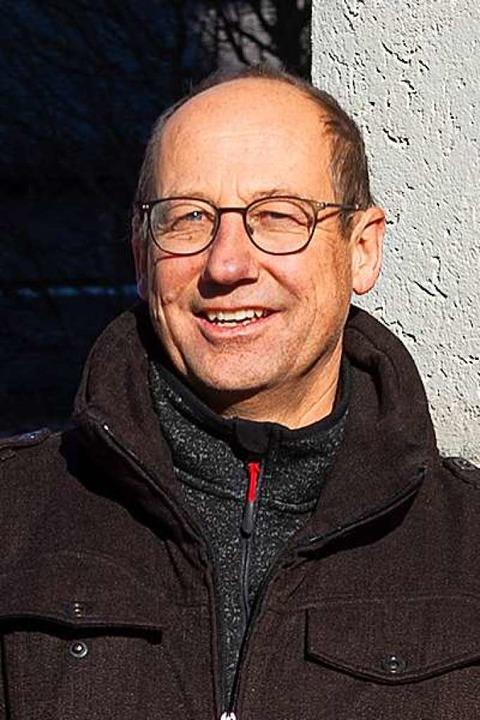 Günther Hirt  | Foto: Wolfgang Scheu