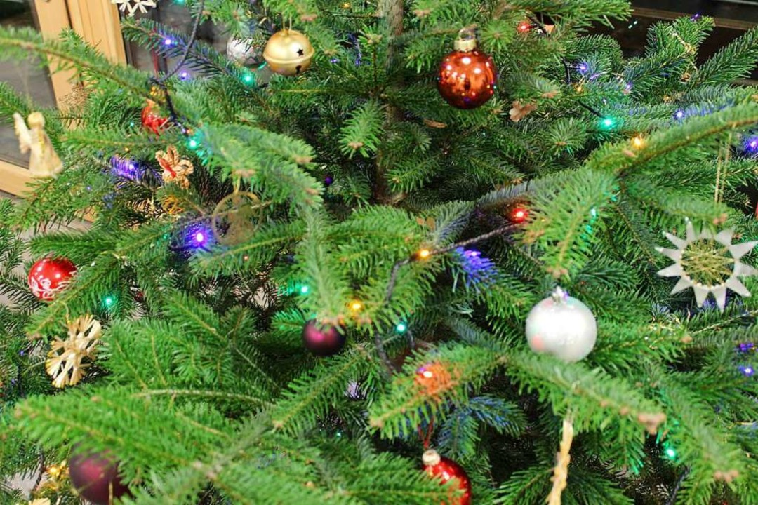 Als Fest für die ganze Familie würde d...chengemeinde gerne Weihnachten feiern.    Foto: Victoria Langelott