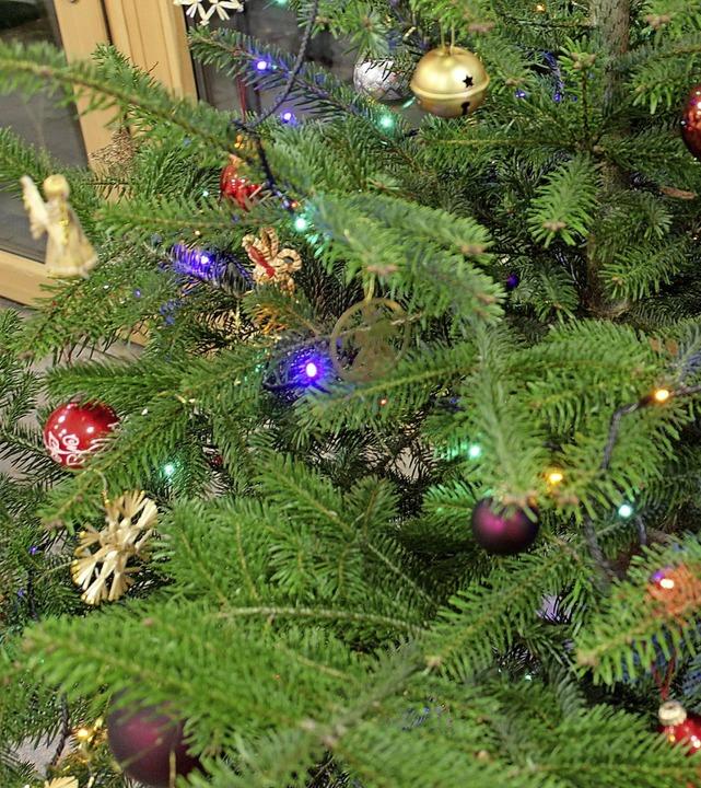 Als Fest für die ganze Familie würde d...hengemeinde gerne Weihnachten feiern.   | Foto: Victoria Langelott