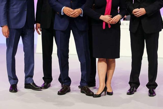 Koalition verständigt sich auf Frauenquote