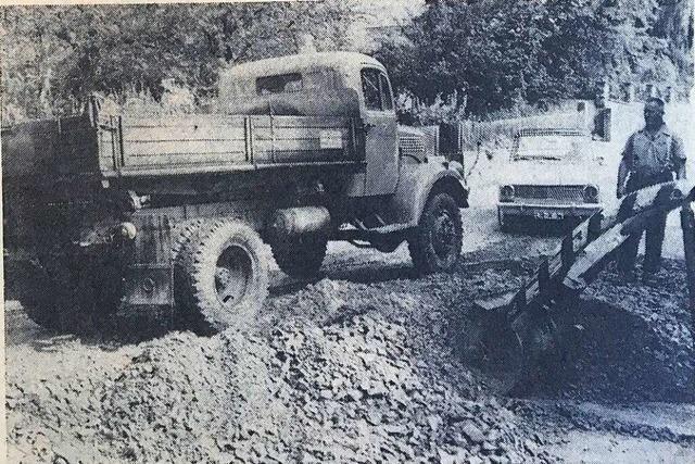 Hochwasser: Als Lahr in den Fluten versank – ein Rückblick aufs Unwetter 1966