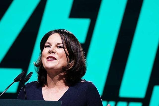 Ab durch die Mitte: Die Grünen setzen auf den Realismus