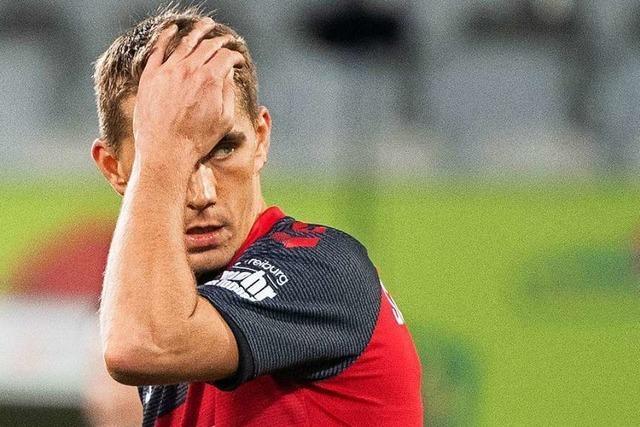 Beim 1:3 gegen Mainz agiert der SC Freiburg naiv und harmlos