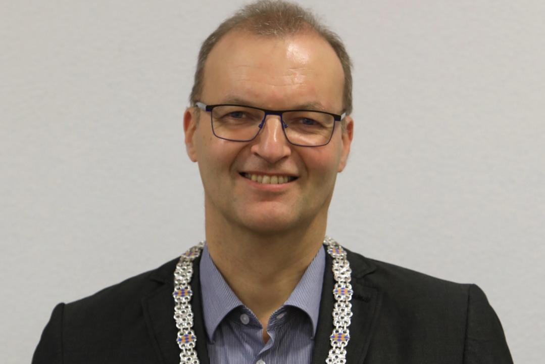 Jochen Fischer im Jahr 2019  | Foto: Christoph Breithaupt