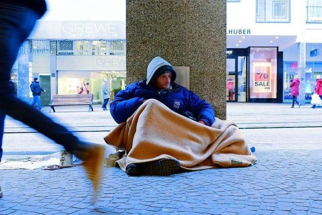 Corona-Pandemie verschärft die Lage für Freiburger Wohnungslose
