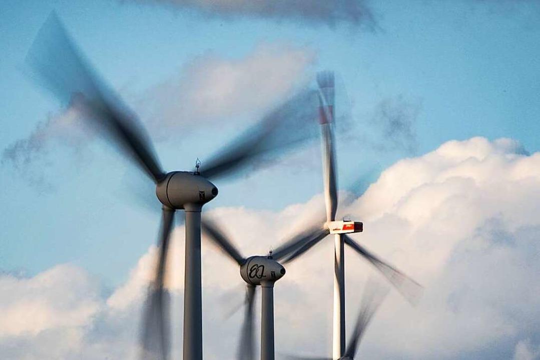 Bis sich auf der Sirnitz Windrotoren d... werden, ist noch allerhand zu klären.    Foto: Frank Rumpenhorst (dpa)