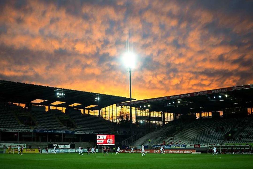 Wo steht der SC Freiburg im Moment?  | Foto: Sebastian Gollnow (dpa)