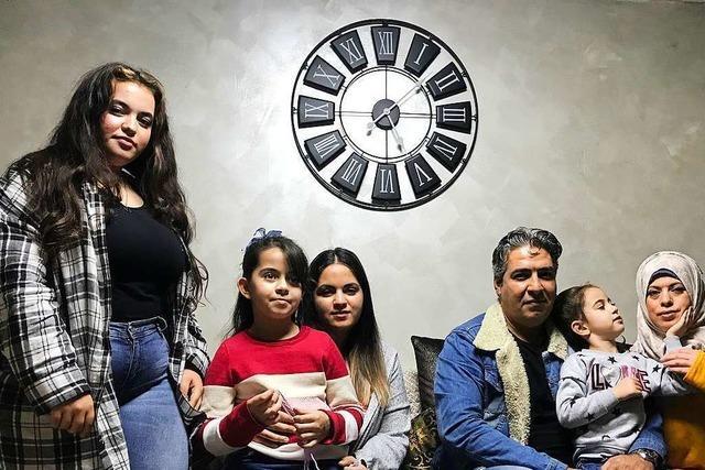 Familienvater floh von Syrien nach Offenburg - nun ist er Unternehmer