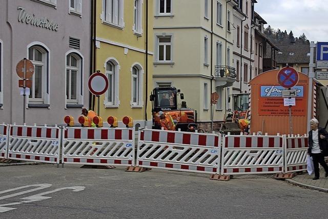 Viele Anlässe verlangen Sperrungen von Gemeindestraßen