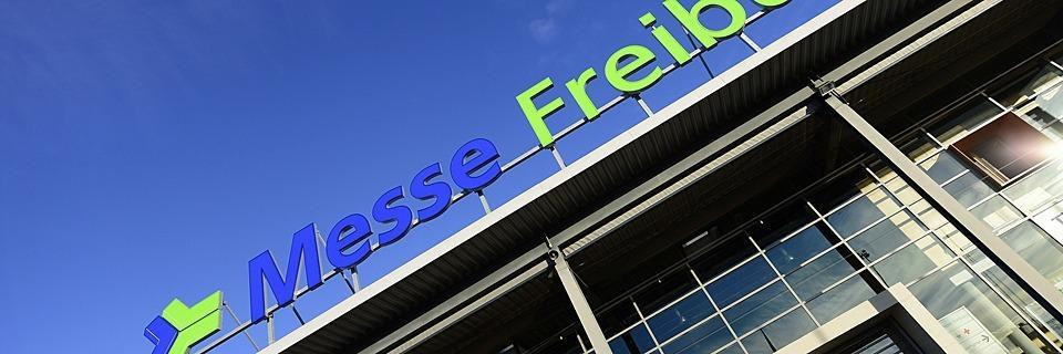 Impfzentrum auf der Messe Freiburg öffnet Mitte Dezember