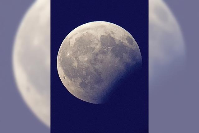 China will Steine vom Mond bergen