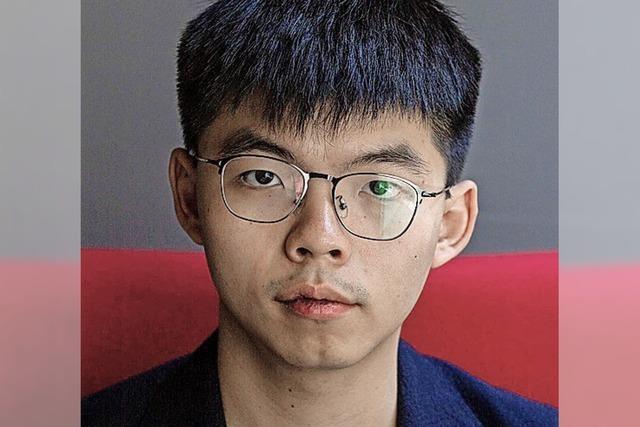 Hongkonger Aktivist Wong vorläufig in Haft