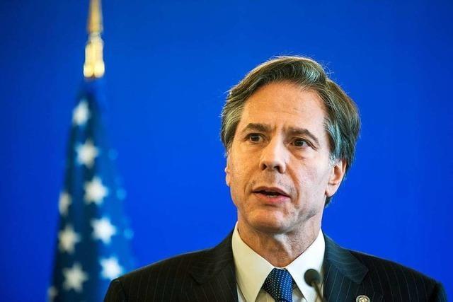 Multilateralist und Alter Ego des künftigen Präsidenten: Das ist Bidens designierter Außenminister