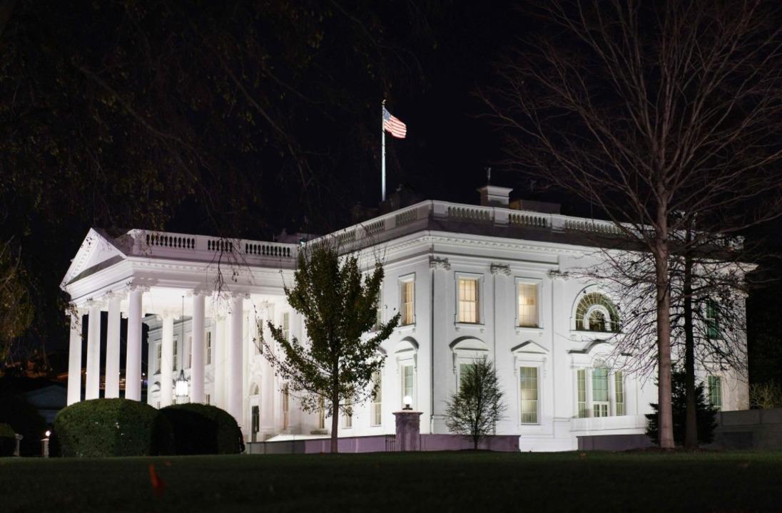 Ein friedlicher Machtwechsel im Weißen Haus bahnt sich an.  | Foto: MANDEL NGAN (AFP)