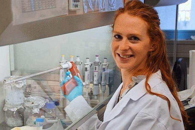 Toxikologin aus Schwörstadt entwickelt Testmethoden ohne Tierversuche
