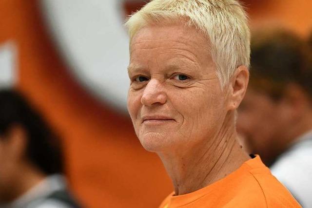 Tor-Ikone Sonja Kutterer wagt mit 54 Jahren ihr Comeback
