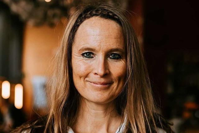 Anke Ricklefs aus Köln ist neue Burgschreiberin in Laufenburg