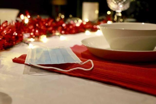 An Weihnachten sollen bis zu 10 Erwachsene zusammenkommen dürfen