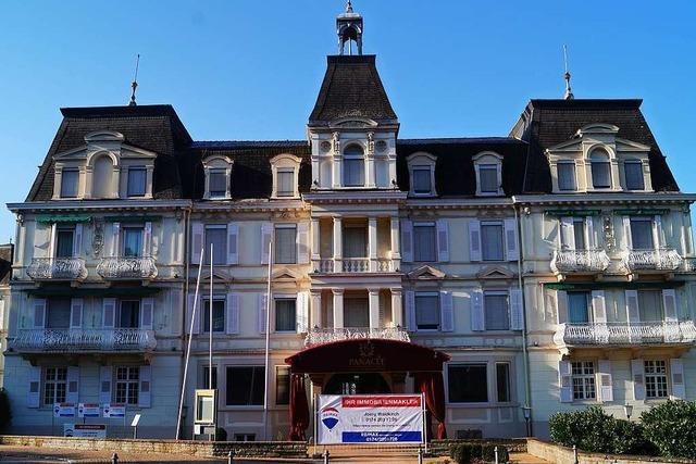 Das Grand Hotel Römerbad in Badenweiler soll verkauft werden