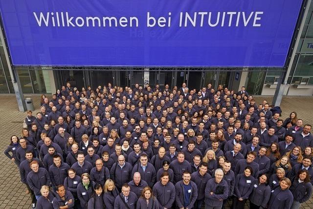 Intuitive Deutschland: Technisch innovativ auf der ganzen Welt