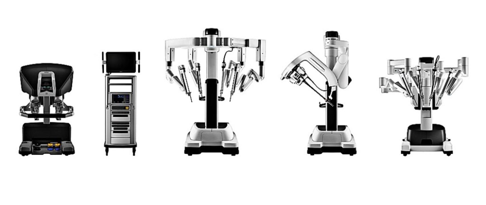 Die vierte Generation des da Vinci-Chirurgiesystems  | Foto: da vinci