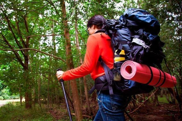 Zweitälersteig soll Trekking-Camps für Wanderer bekommen