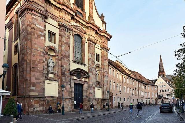Die Jesuiten waren 150 Jahre lang in Freiburg ungeliebte Modernisierer