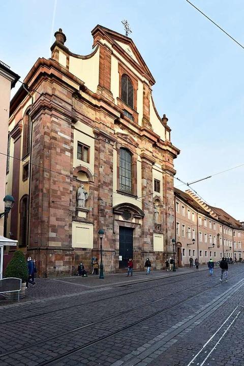Die Universitätskirche heute  | Foto: Thomas Kunz