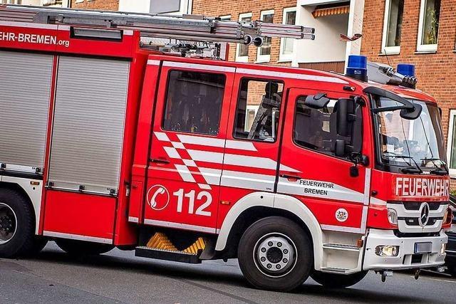 Rechtsextreme Strukturen bei der Bremer Feuerwehr aufgedeckt